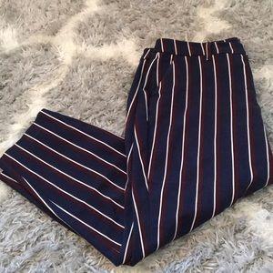 Pin Striped Dress Pant